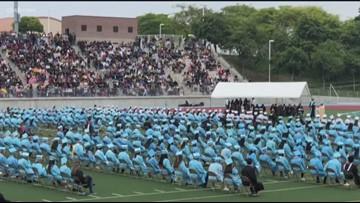 California valedictorian's graduation speech goes viral