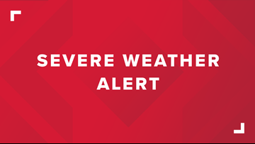 Tornado watch issued for several Central Georgia counties through 9 p.m.