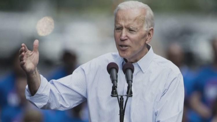 Joe Biden says he's not ready to legalize marijuana over 'gateway drug' concerns