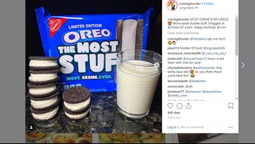 Oreo releases 'Most Stuff' edition with the most creme ever