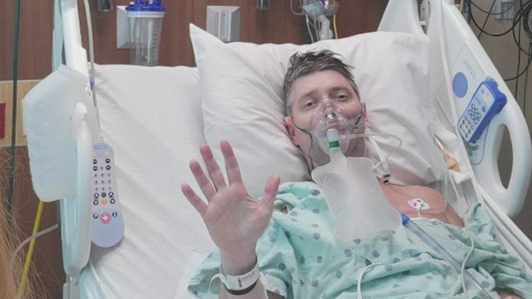 'COVID-19 destroyed his lungs': Firefighter, father of 3, needs transplant to survive