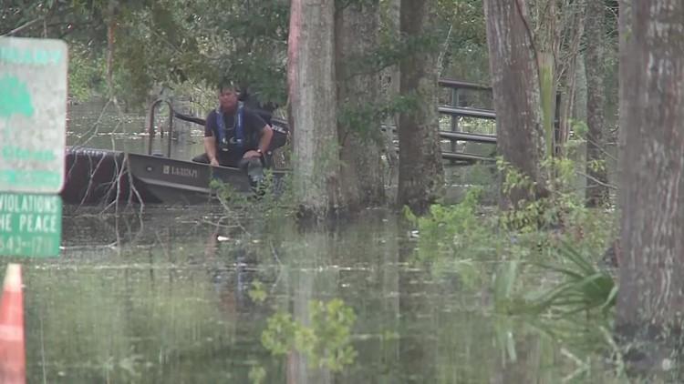 Louisiana man presumed dead after alligator attacked him inside his home