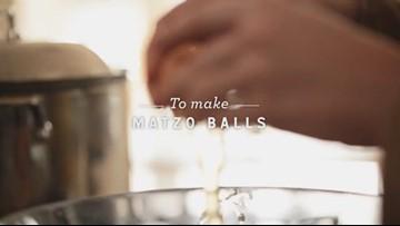 Easy Matzo Ball Soup