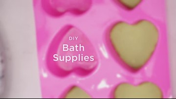 DIY Bath Supplies