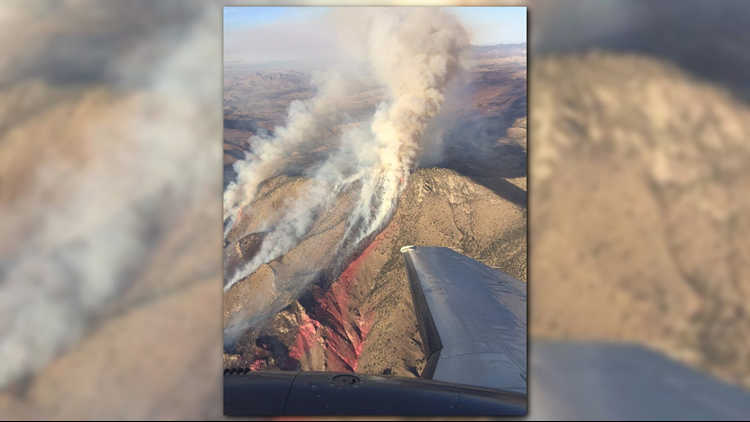 Off-duty border agent pleads guilty to sparking wildfire in gender reveal party fail