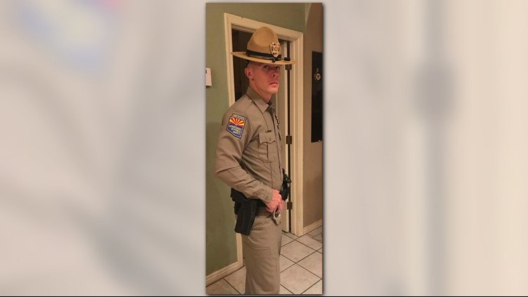 'The DPS family is in mourning': Trooper in training shot, killed on I-10 in Avondale