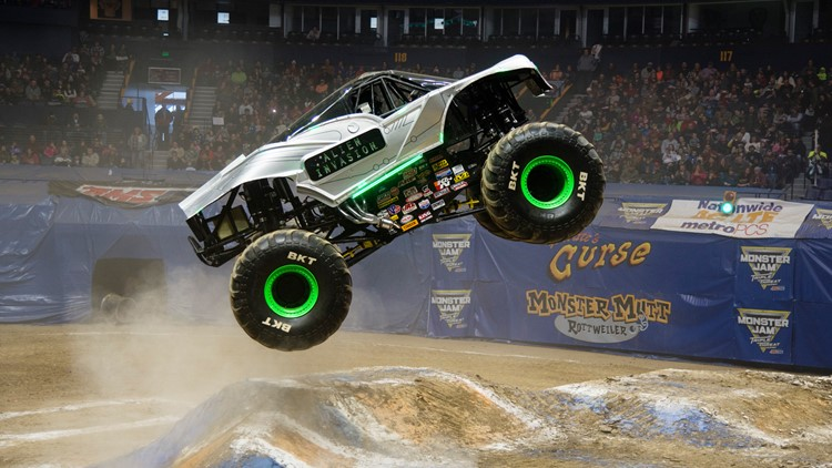 Monster Jam coming to Macon in 2020
