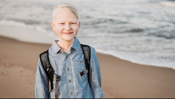 Wish granted | Thousands of cars line funeral procession for Missouri boy who died after years-long cancer battle