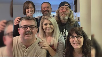 Ark. woman reunites homeless man with family in Illinois