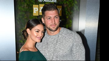Tim Tebow is engaged to the 2017 Miss Universe winner