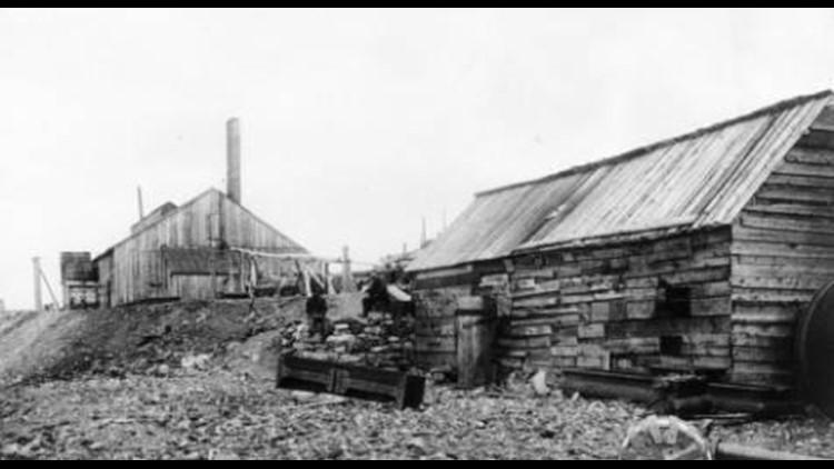 Caribou mine