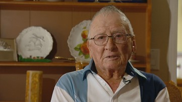 Donald Stratton, survivor of attack on USS Arizona at Pearl Harbor, dies at 97