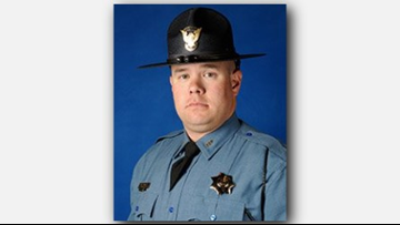 'It absolutely breaks my heart to tell you that our trooper lost his life today:' CSP trooper hit while investigating another crash