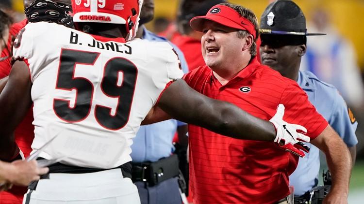 SEC wins big in college football's opening weekend