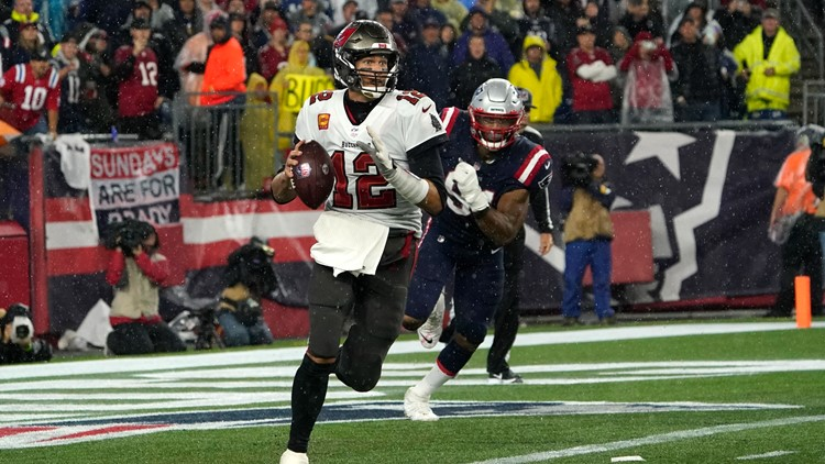 NFL Roundup: Brady gets win in return to New England; Cardinals dominate Rams