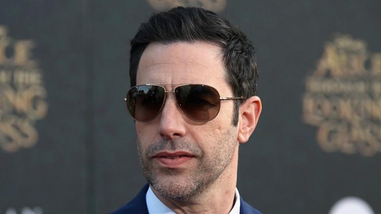 Sacha Baron Cohen Tries To Goad 'Lady Killer' O.J