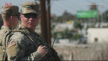 Troop Numbers at U.S.-Mexico Border Have Probably Peaked, Says Mission Commander