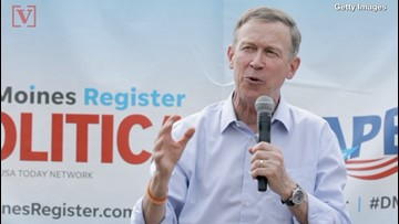 Former Colorado Gov. Hickenlooper to Run for Senate After Dropping Out of 2020 Presidential Race