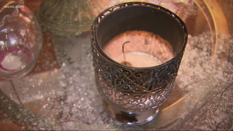 NC woman warns: Bath & Body Works candle spewed flames