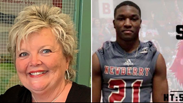 High school football star, superintendent killed in head-on crash in South Carolina
