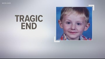 Police chief: We are 'deeply saddened' to learn body found in creek was Maddox Ritch