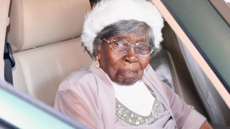 'She was a pillar': Hester Ford, oldest living American, has died at 116