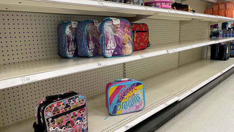 Are you doing your back-to-school shopping already? You might want to start now