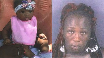 Amber Alert Issued For 4-Month-Old Abducted in Bladenboro