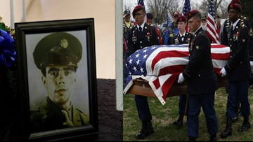 75 years later | The body of an 82nd Airborne WWII soldier returns home
