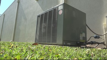 VERIFY: Yes, hosing down debris on AC unit can keep house cooler
