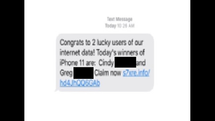 Winner Text With Names