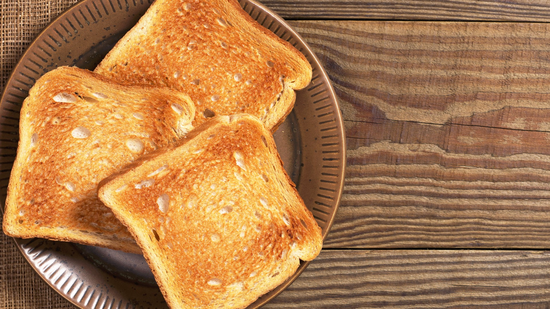 Nope! Verify: You won't lose weight by toasting bread | 13wmaz.com