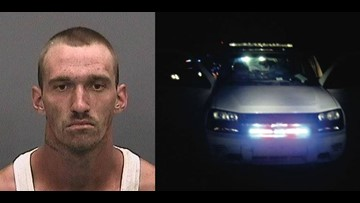 Florida man pretending to be officer pulls over undercover detective