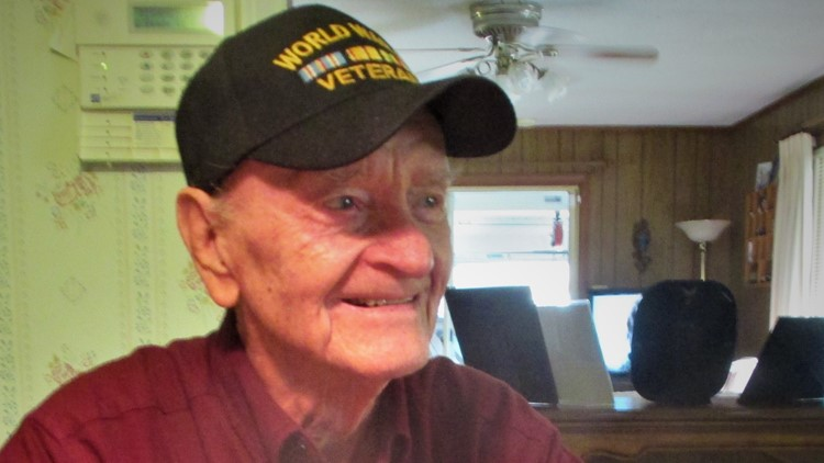 WWII veteran turns 100 and still lives life to the fullest