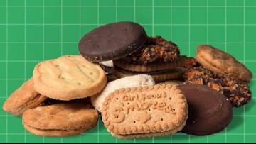 Police cautions about 'highly addictive substance': Girl Scout cookies