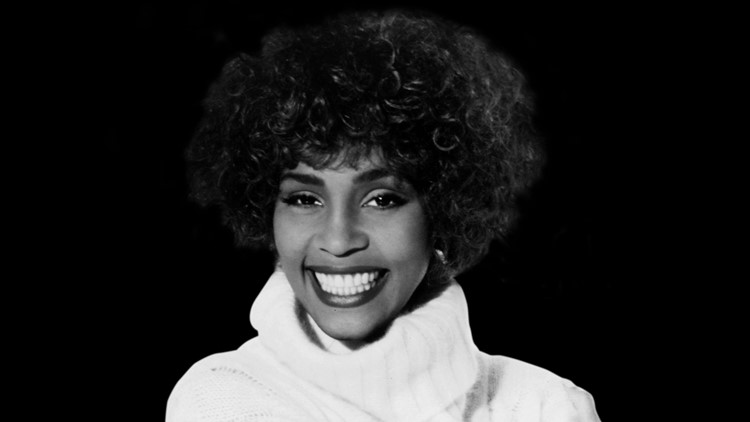 Whitney Houston 2020 Rock and Roll Hall of Fame induction nominee