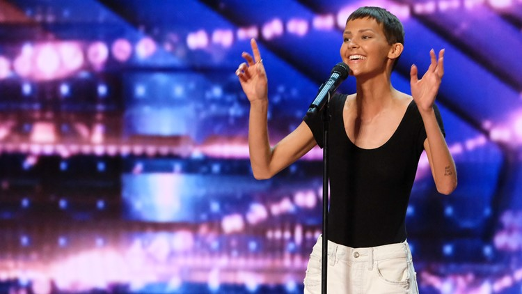 Nightbirde GoFundMe tops $630,000 to help pay medical bills after Ohio singer leaves 'America's Got Talent' amid battle with cancer