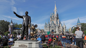Disney World to ban smoking, ice and certain strollers beginning May 1