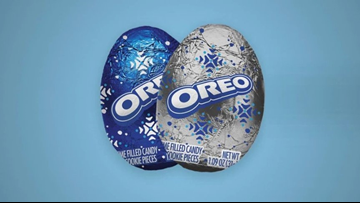 Oreo releases creme-filled eggs for the holidays