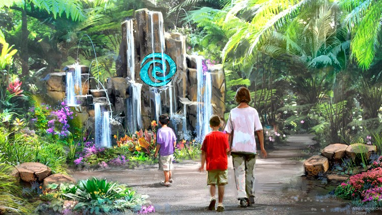 Disney World reveals new 'Moana' attraction among big changes coming to Epcot in multi-year transformation