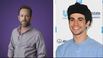 Luke Perry & Cameron Boyce not included in Oscars 'In Memoriam' tribute