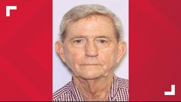 Search underway for missing 84-year-old Pawleys Island man after truck found on highway