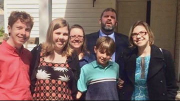 Pastor, father of 4 killed while changing tire on I-20