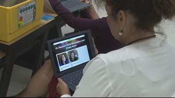 Bibb County teachers take summer classes to keep their tech skills up to date