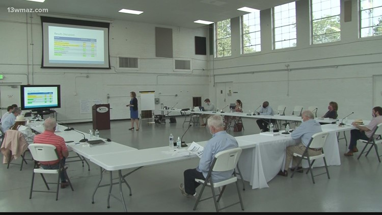 Perry officials discussing plans for the future of the city