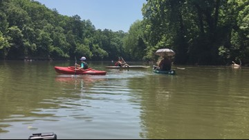 How to prepare and stay safe on the river this summer