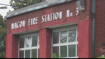 Old Bibb County fire station could become a Waffle House