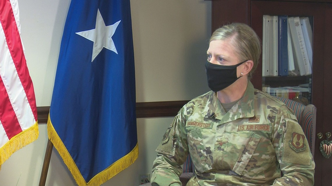 Robins commander plans for future workload for Air Logistics Complex
