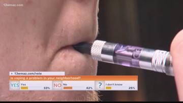 Bibb County Schools cracks down on vaping, E-cigarette use