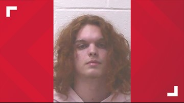 Third 'grinch' arrested in Jones County for destroying Christmas decorations